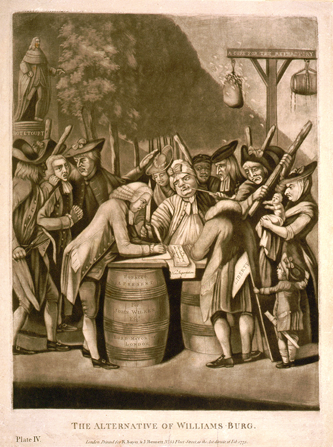 The Sons Of Liberty: History That Applies To TODAY