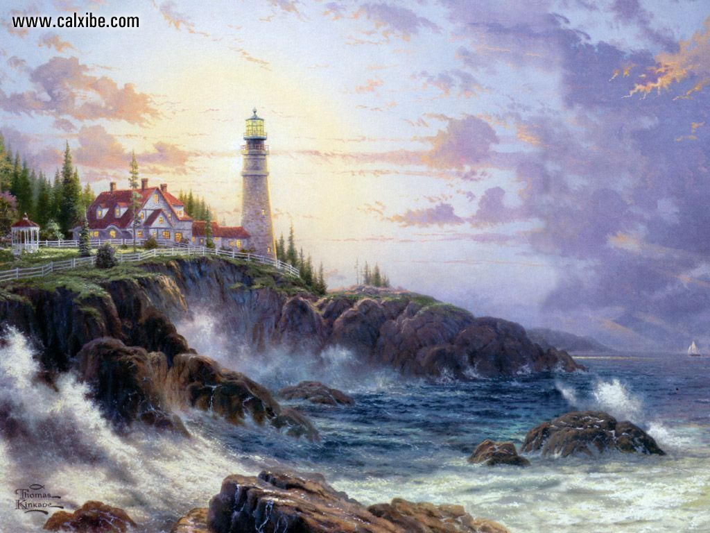U201cPainter Of Lightu201d Thomas Kinkade Dies At 54