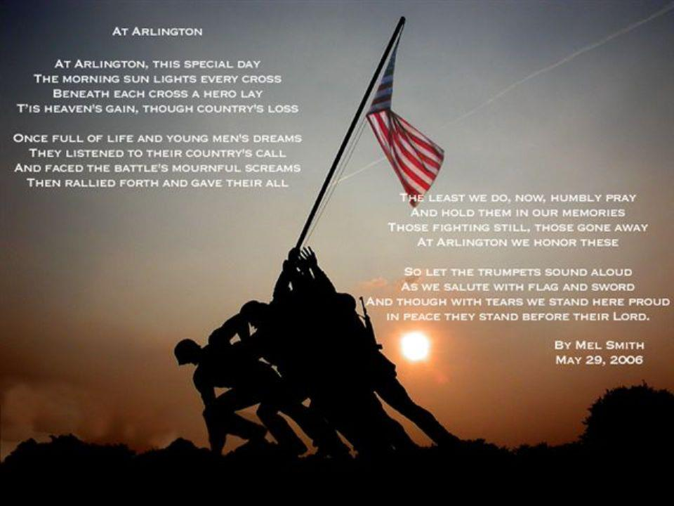 Today We Remember And Honor All The Men