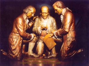 Our Founders prayed for God to help them build a nation that would endure.