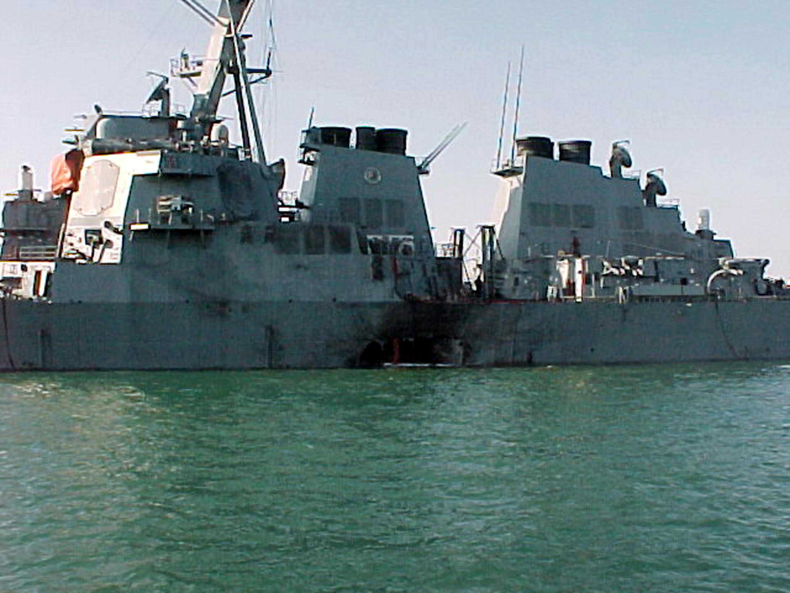 uss cole in us navy Military sealift command is the transportation provider for the department of defense usn, spoke about crew members' reactions during the attack on destroyer uss cole in october 2000 lippold was commanding while navy nurses served aboard uss sanctuary in the early 1970s, when.