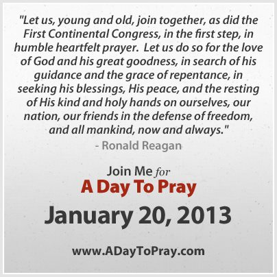 A Day to Pray