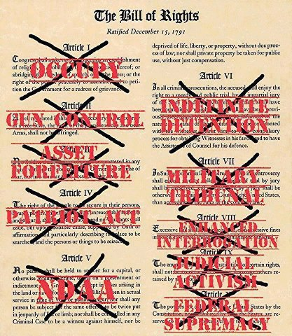 Obama's Bill of Rights