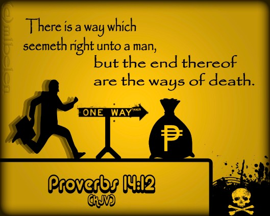 Proverbs 14    =   12