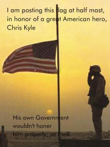 Honor Chris Kyle