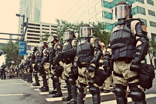 Tampa-troops