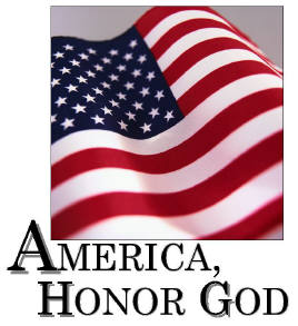America Honor God 061010