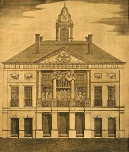 Federal_hall 1789 Manhatten