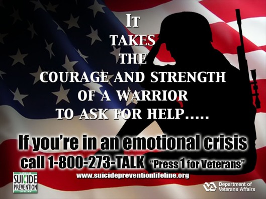 VA Suicide Prevention Campaign
