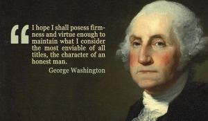character - GWashington