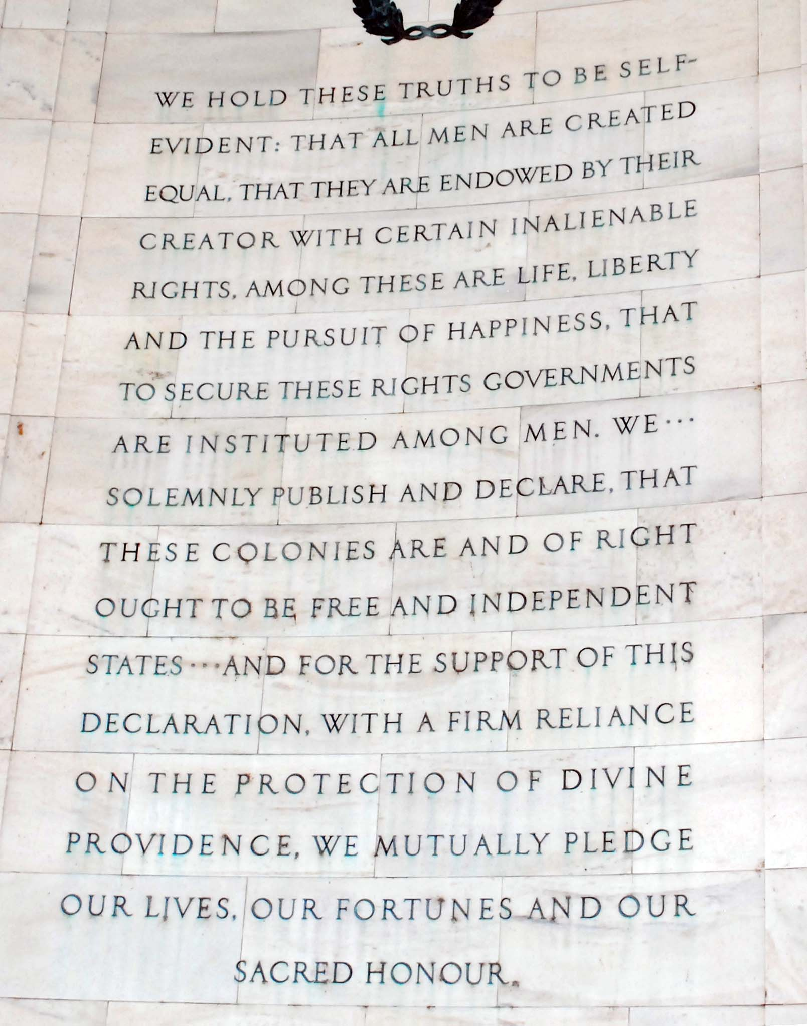 What is a declaration