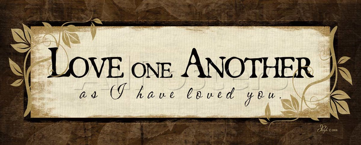 Love One Another: Blogsense-by-barb